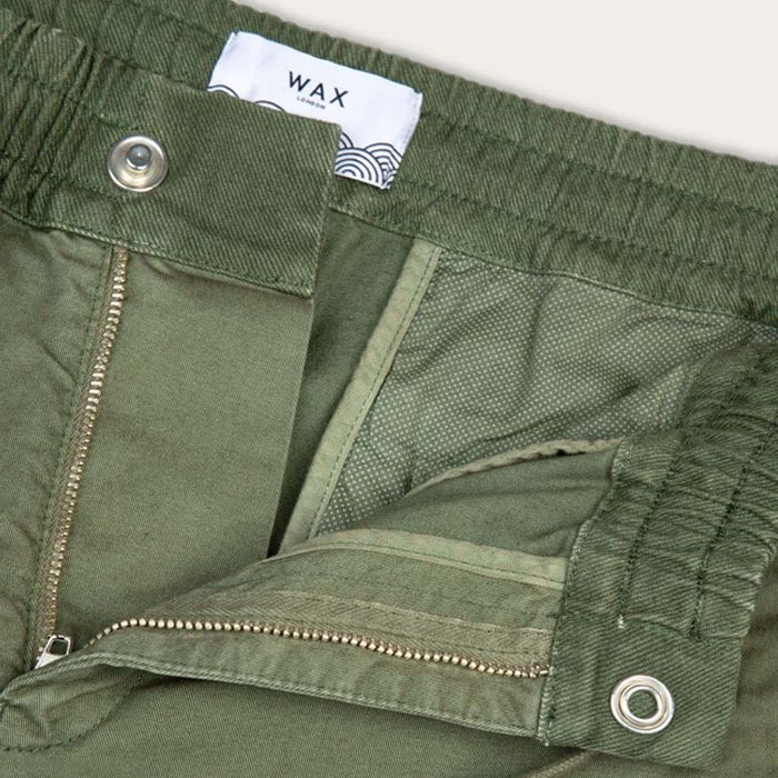Khaki Alston Trousers | Bombinate