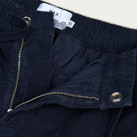 Navy Alston Trousers | Bombinate