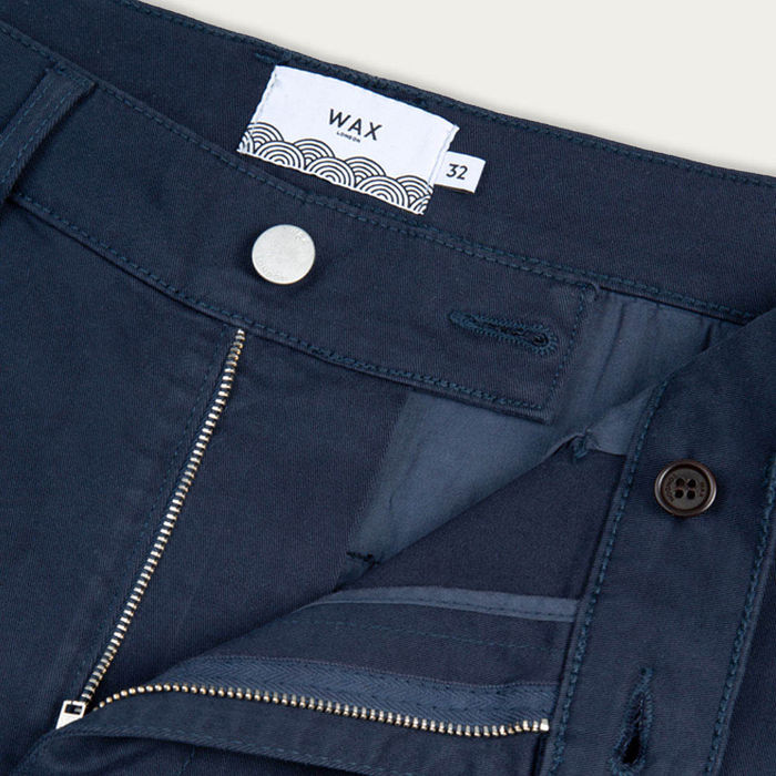 Navy Strood Chinos | Bombinate