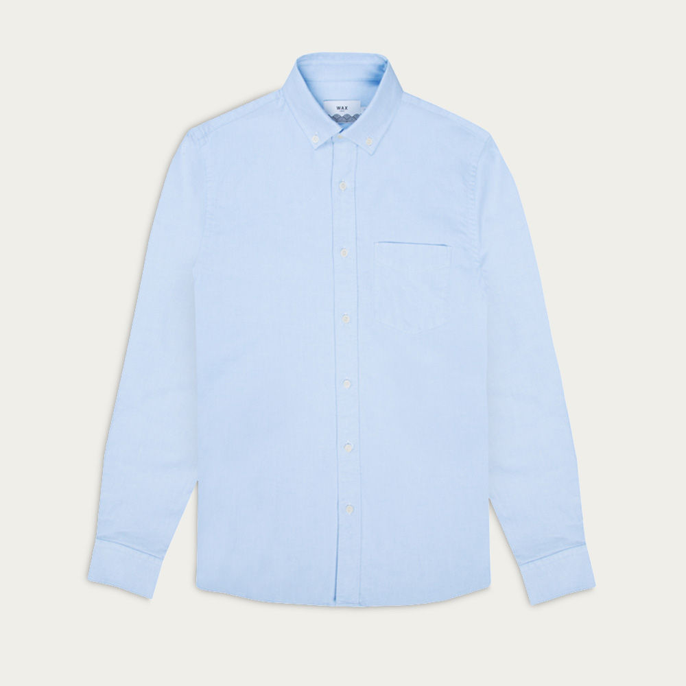 Blue Thirsk Shirt  | Bombinate