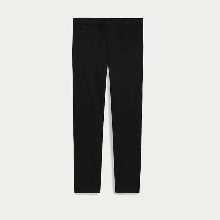 Black The 24 Trouser Wool | Bombinate