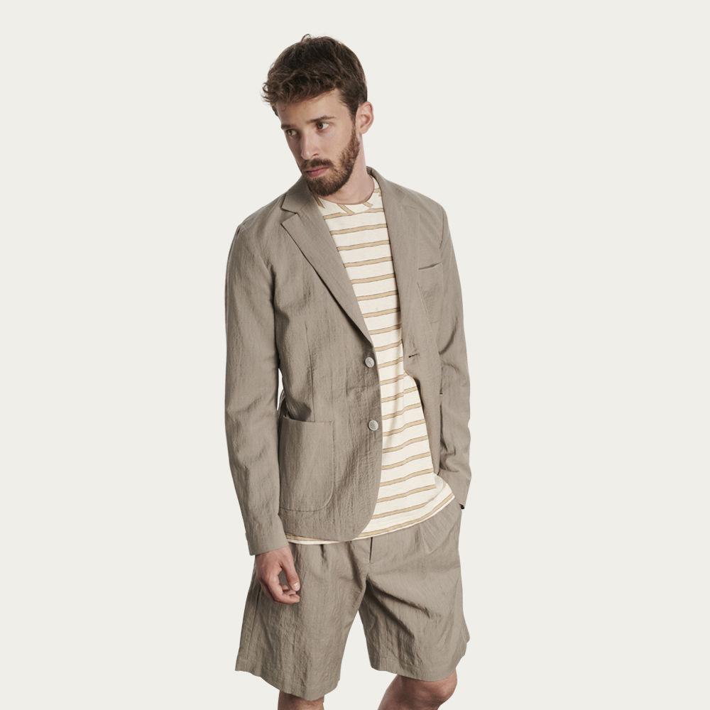 Wool and Linen Jacket    Bombinate