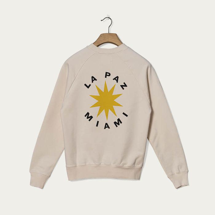 La Paz Miami Cunha Sweatshirt | Bombinate