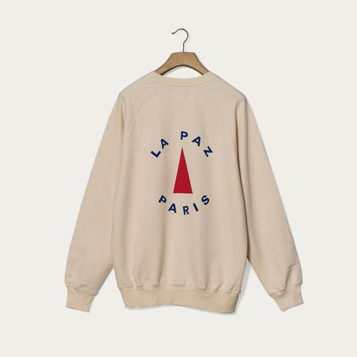 La Paz Paris Cunha Sweatshirt | Bombinate