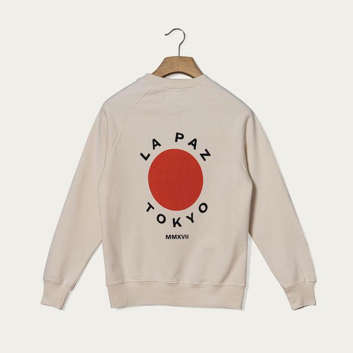 La Paz Tokyo Cunha Sweatshirt | Bombinate