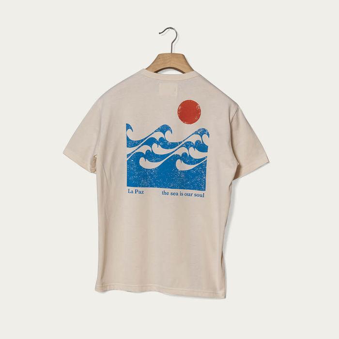Waves Guerreiro T-Shirt | Bombinate