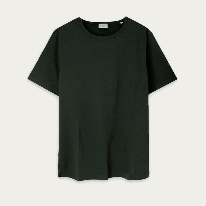 Forest Green The Tailored Tee   Bombinate