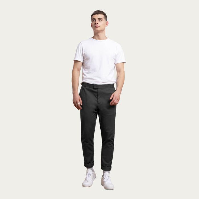 Slate Grey The 24 Trouser Heavyweight | Bombinate