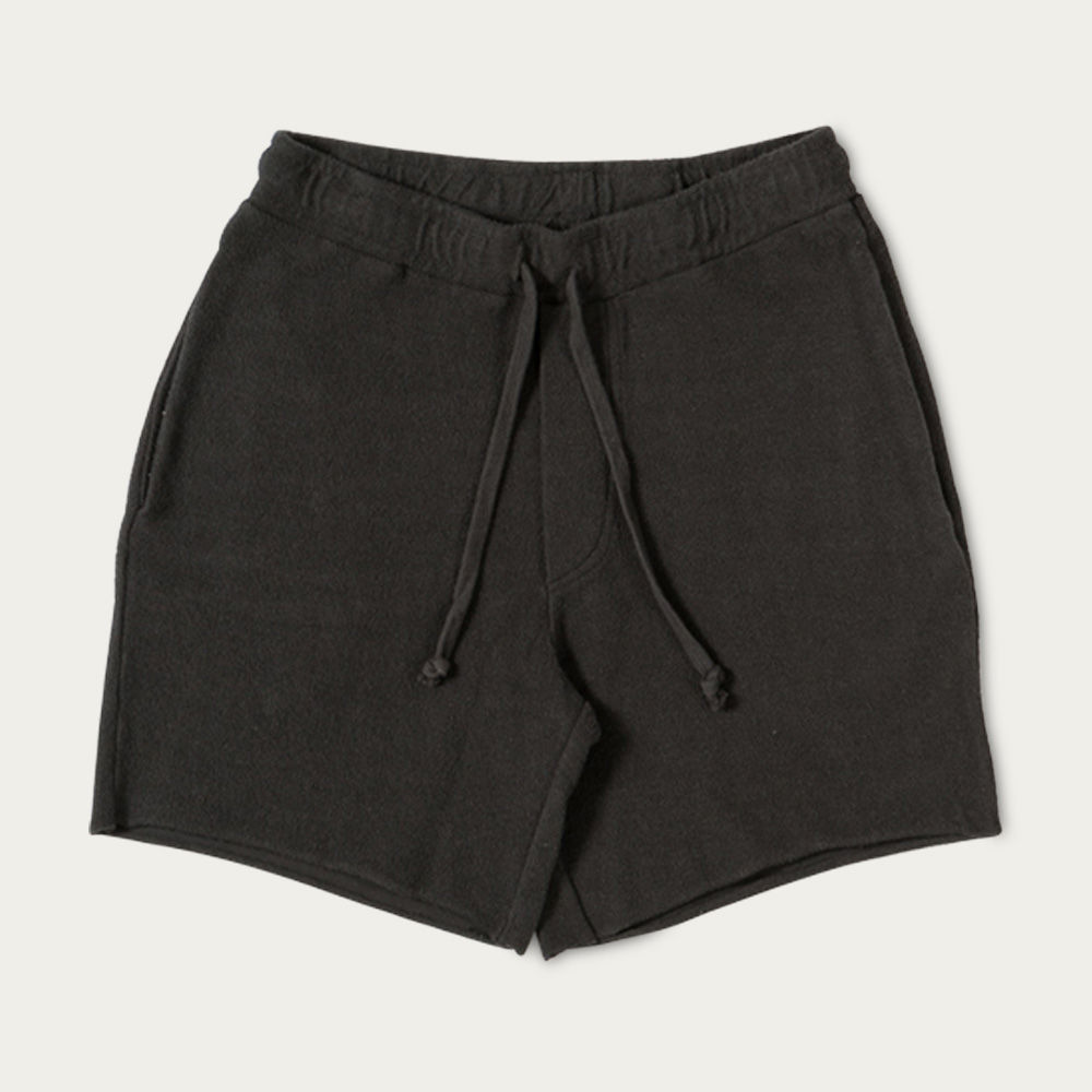 Charcoal Rustic Walkshorts  | Bombinate
