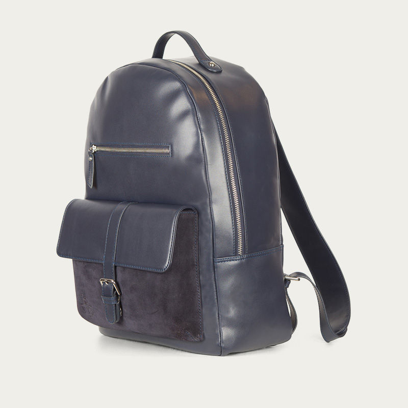 Royal Blue Backpack  | Bombinate