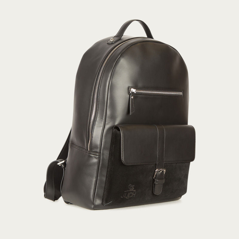 Black Ink Backpack  | Bombinate