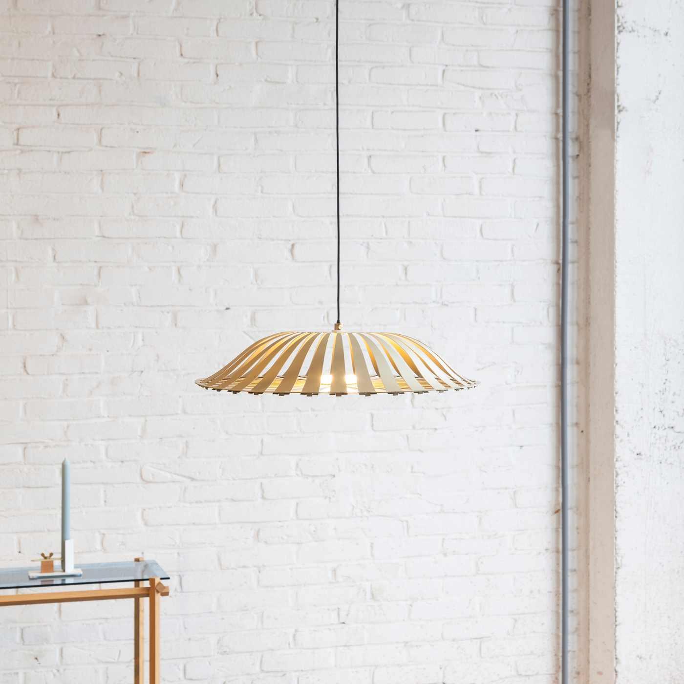 Brass Suspension Glint Light  | Bombinate