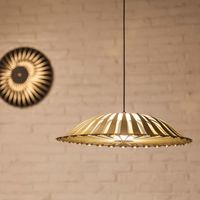 Brass Suspension Glint Light  | Bombinate