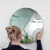 Spring Moonrise Mirror | Bombinate