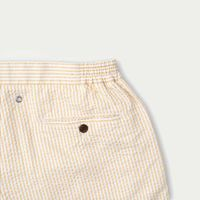 Yellow Tailored Originals Swim Shorts | Bombinate