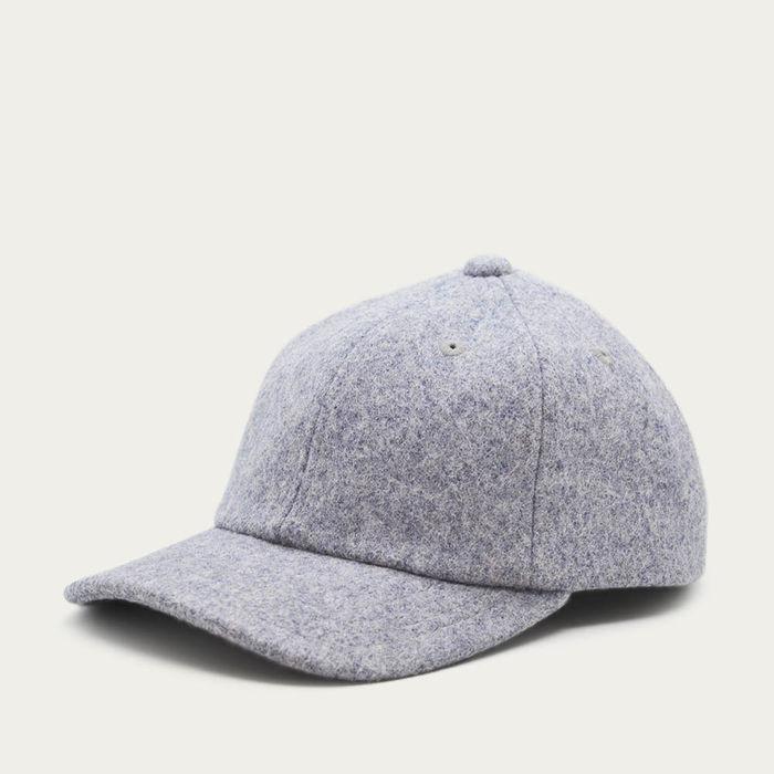 Grey Wool Cap  | Bombinate