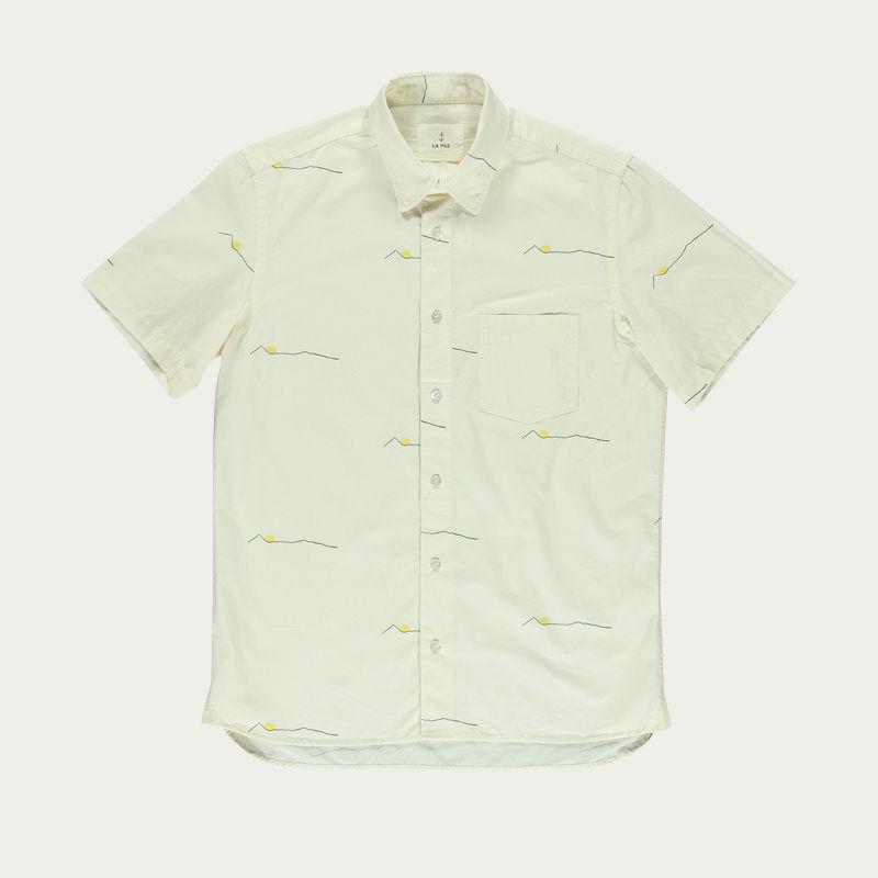 Mountain Sunset Alegre Shirt  | Bombinate