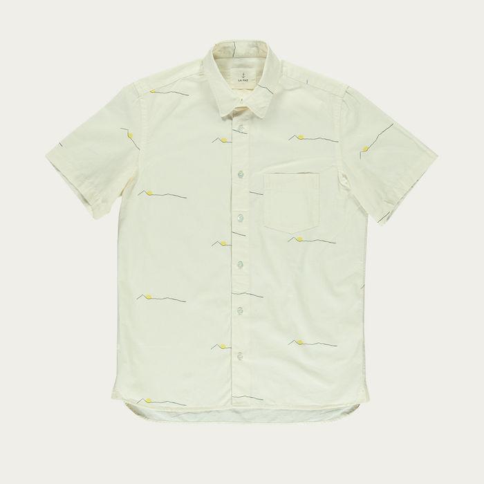 Mountain Sunset Alegre Shirt    Bombinate