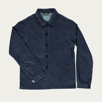 Denim Baptista Jacket | Bombinate