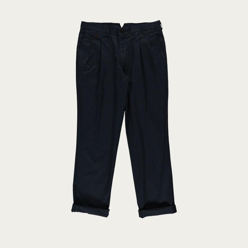 Navy Palmas Jeans | Bombinate