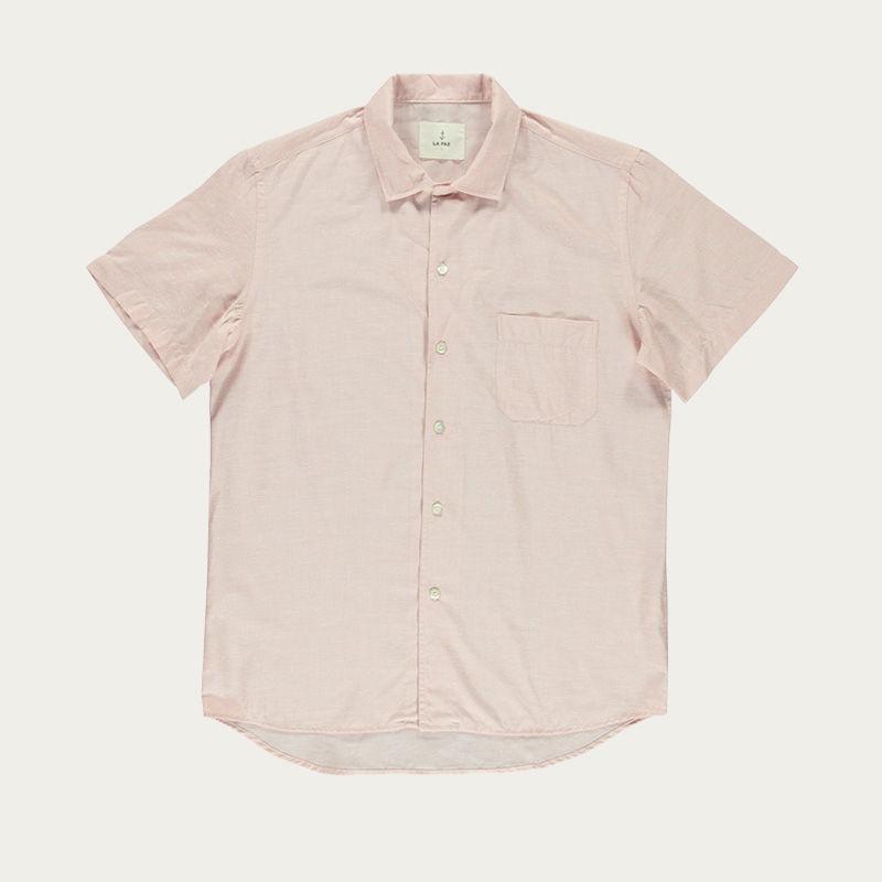 Dusty Pink Silveira Shirt | Bombinate