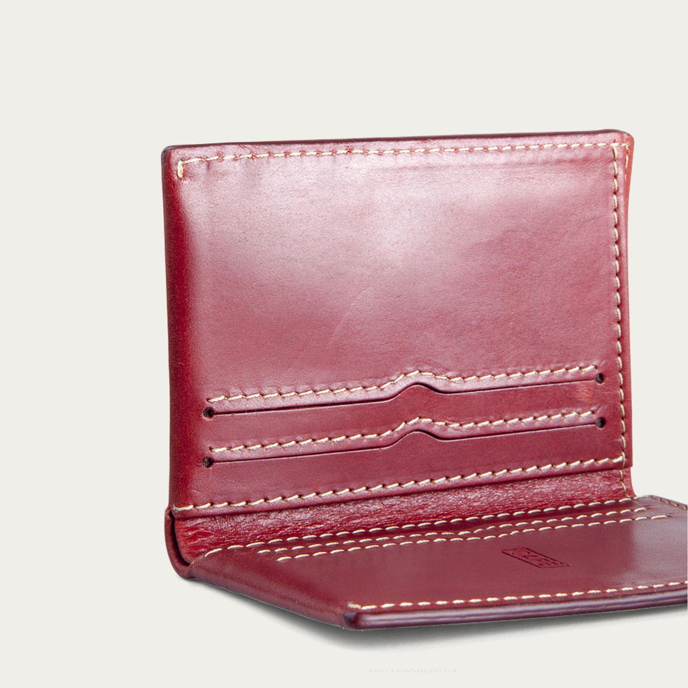 Berry Costa Rica Slim Wallet  | Bombinate