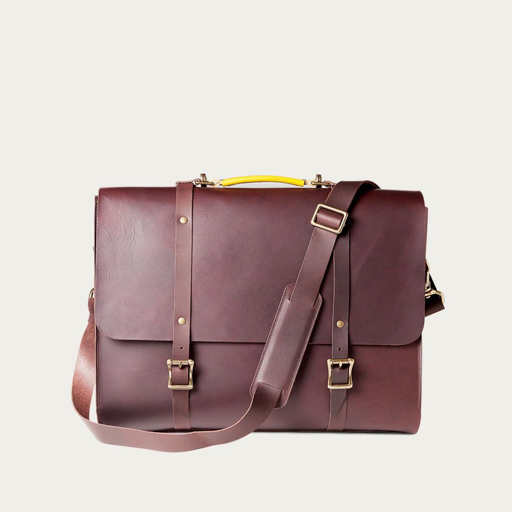 Black Coffee Arábica Briefcase/Backpack  | Bombinate