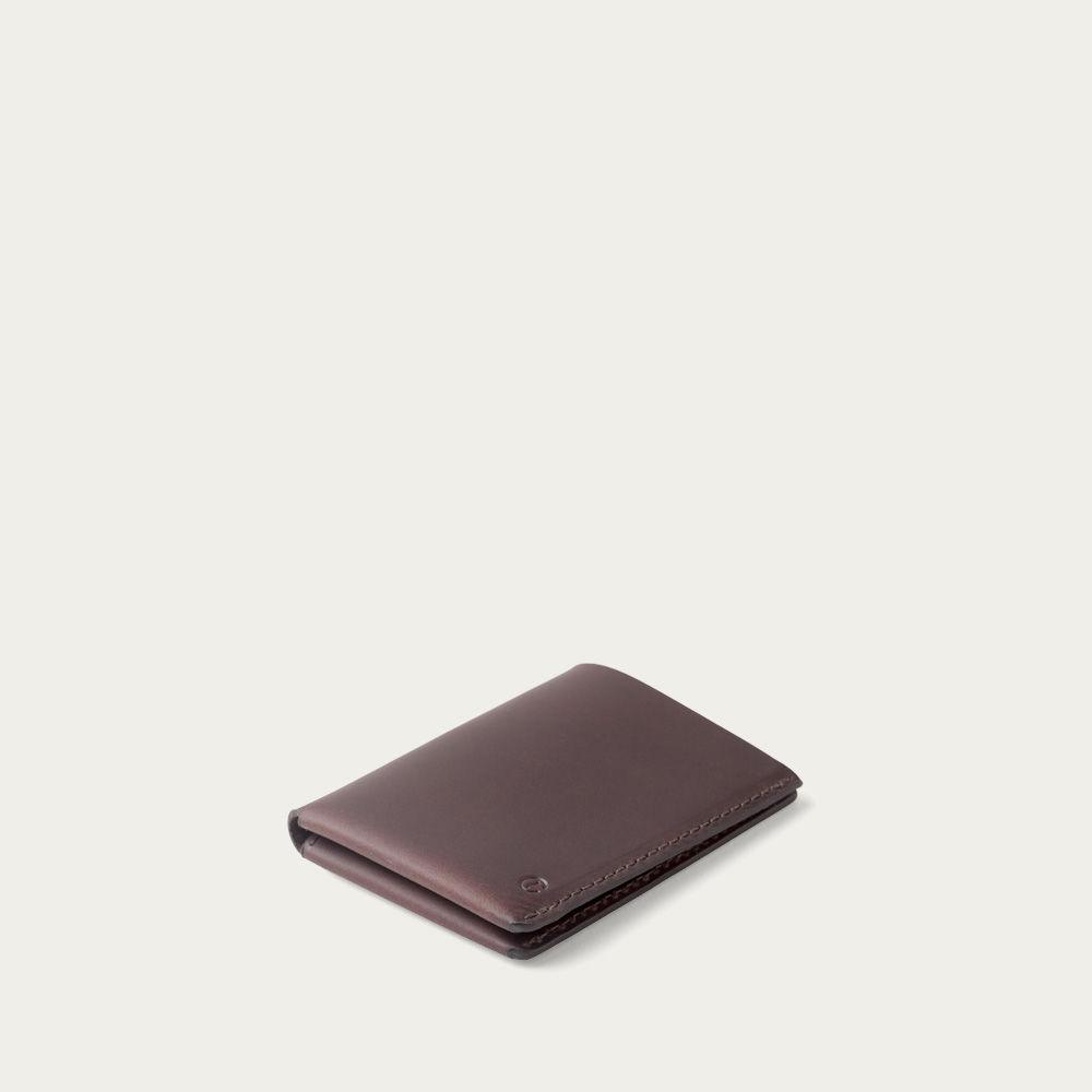 Black Coffee Ultra Slim Wallet Jamaica  | Bombinate