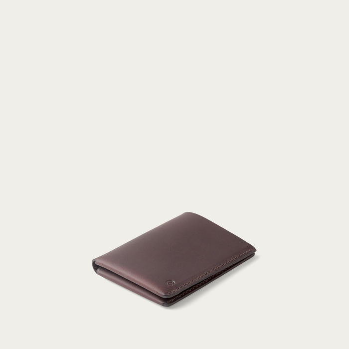 Black Coffee Ultra Slim Wallet Jamaica    Bombinate