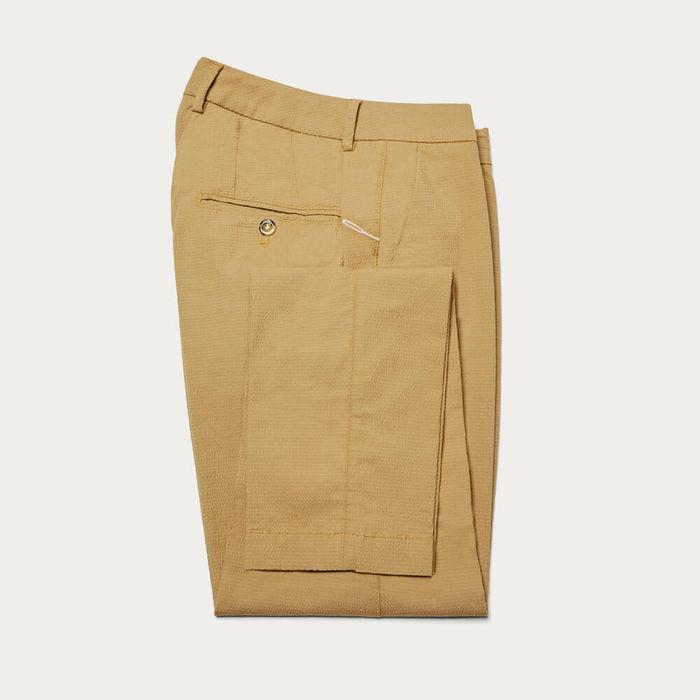 Terra New Town Seersucker Trousers   Bombinate