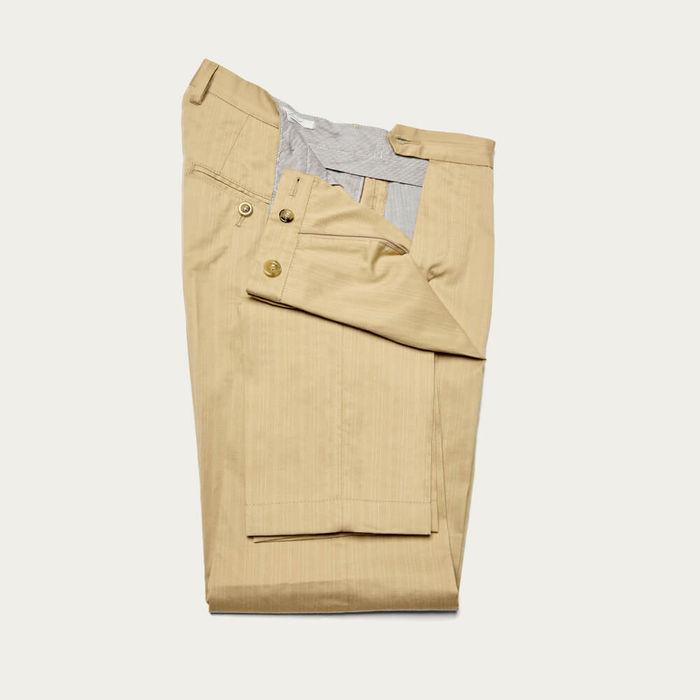 Terra Raval Cotton Trousers   Bombinate