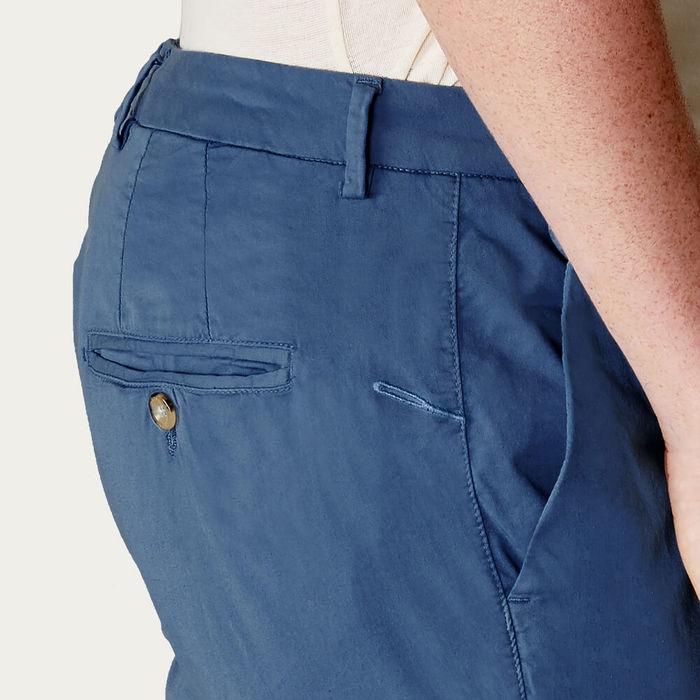 Avio New Town Trousers in Cotton | Bombinate