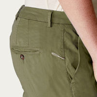 Army New Town Trousers in Cotton | Bombinate