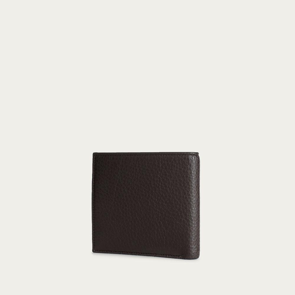 Brown Billfold Wallet   Bombinate