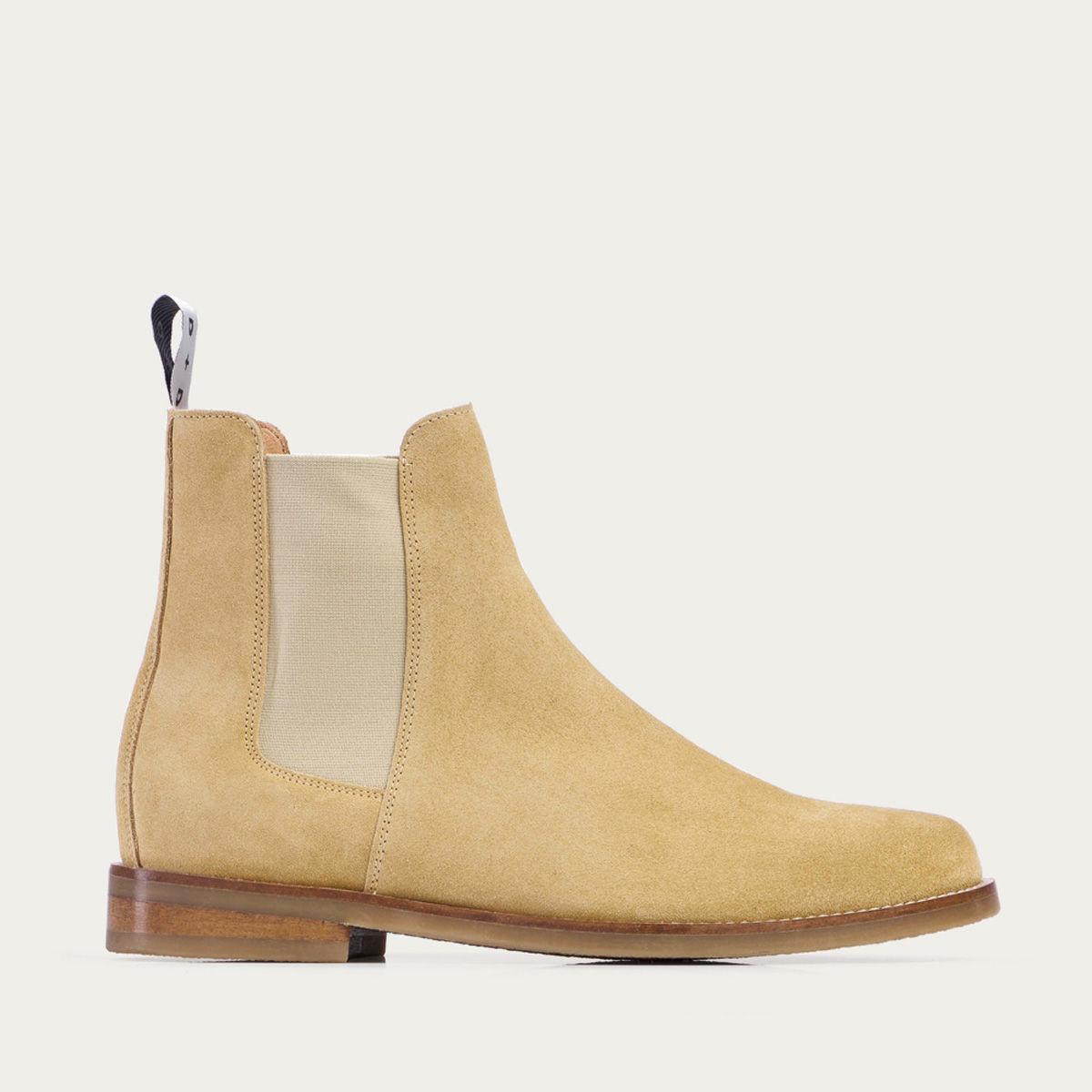 Dune Sand Woolf Chelsea Boot | Bombinate