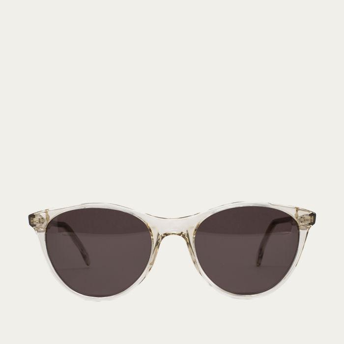 Champagne Etta Sunglasses | Bombinate