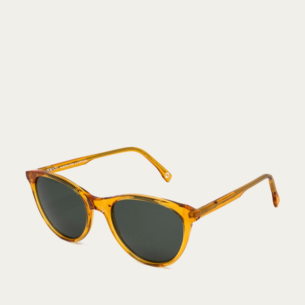 Orange Etta Sunglasses | Bombinate