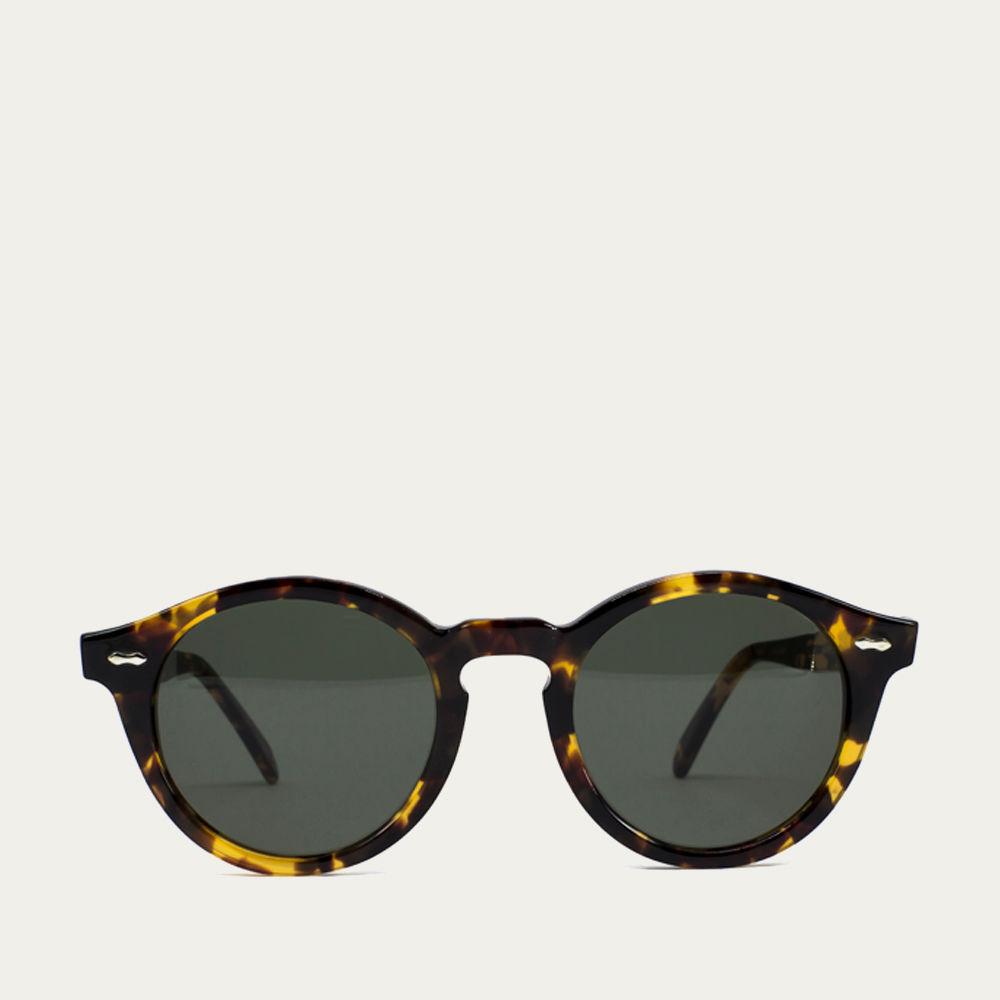 Brown Tortoise Gambino Sunglasses | Bombinate