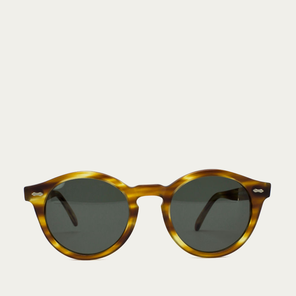 Savana Tortoise Gambino Sunglasses | Bombinate