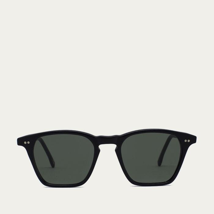Black Matte Notorious Sunglasses   Bombinate