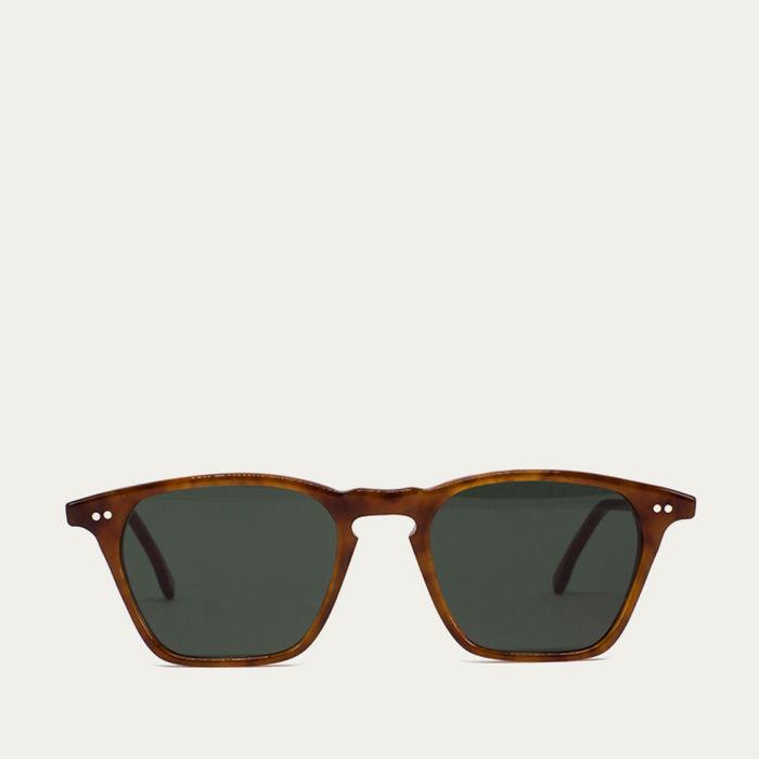 Caramel Tortoise Notorious Sunglasses   Bombinate