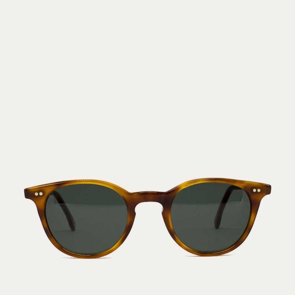 Sand Tortoise Syzygy Sunglasses | Bombinate
