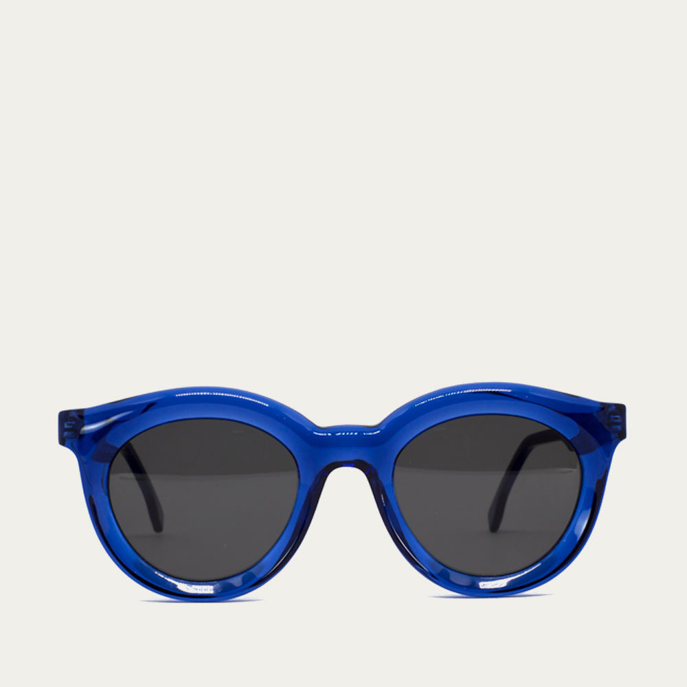 Cobalt Vivid Sunglasses | Bombinate