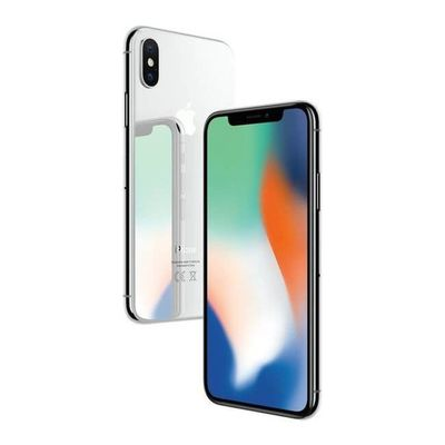 Apple iPhone X - 64 GB, Silver