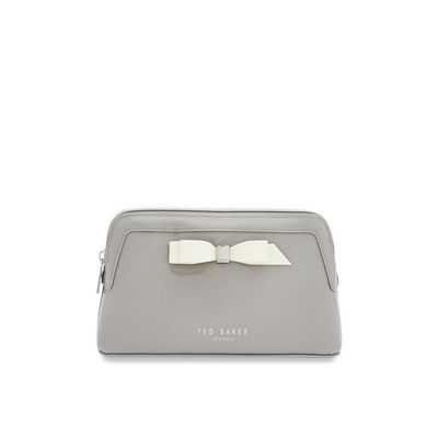 7fa4a901d TED BAKER CAHIRA bow makeup bag
