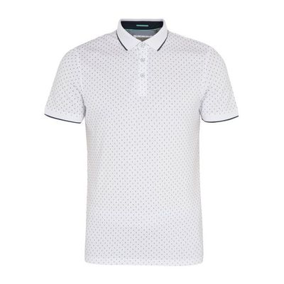 059b312c0 TED BAKER TOFF ss all over geo printed polo