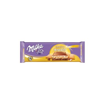 Milka Chocolate Swing Biscuit Tablet