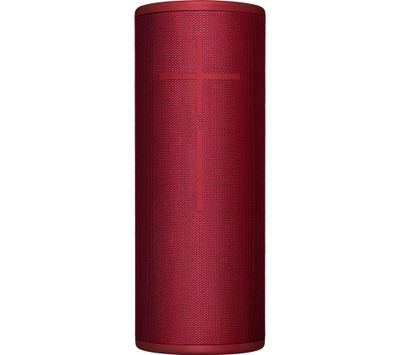 UE MEGABOOM 3 Portable Bluetooth Speaker - Red