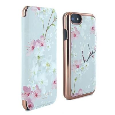 edddb75f9f6269 TED BAKER Ted Baker Brook Mirror Folio Case for iPhone 7