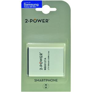 2-Power Smartphone Battery 3.8V (1500mAh)